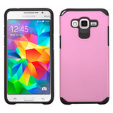 For G530 Galaxy Grand Prime Pink/Black Astronoot Phone Protector Cover