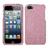 Diamond Bling Jewel Rhinestone Diamante Case Cover Protector for iPhone 5