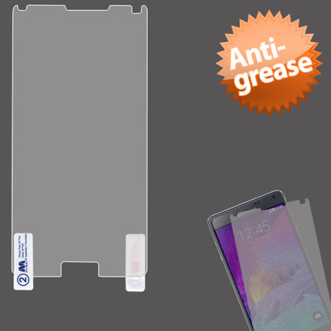MYBAT Anti-Grease LCD Screen Protector for Samsung Galaxy Note 4