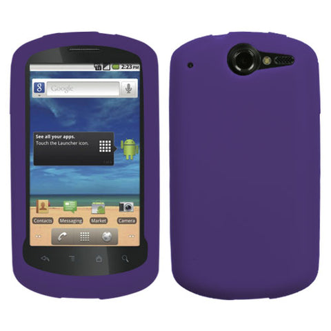 Solid Silicone Skin Cover Case for Huawei U8800 Impulse 4G