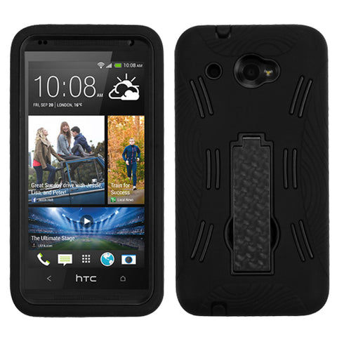 Astronoot Hard Shell +Silicone Protector Cover Case for HTC Desire 601