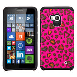 For Lumia 640 Hard Design +Silicone Cover Protector Case