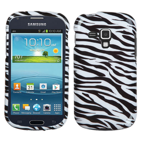 Design Snap on Cover Protector Case for Samsung Galaxy Amp i407