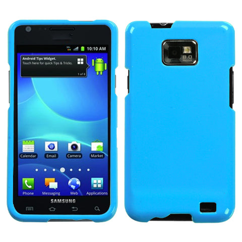 For I777 Galaxy S II Natural Turquoise Phone Protector Cover