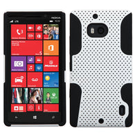 Astronoot Hard Shell + Silicone Protector Cover Case for Nokia Lumia Icon 929