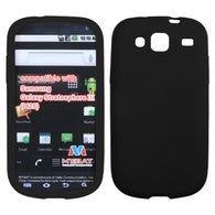 Solid Silicone Skin Cover Case for Samsung Galaxy Stratosphere 3 I425