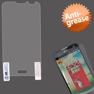 Anti-grease LCD Screen Protector Cover Film LG VS450PP Exceed2 MS323 Optimus L70