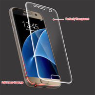 For Samsung Galaxy S7 Clear Full Coverage LCD Screen Protector Film
