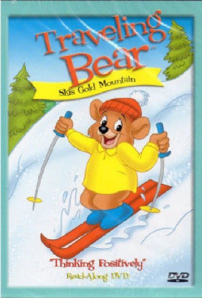 Traveling Bear Skis Gold Mountain (Volume 6) Think Positively [DVD]