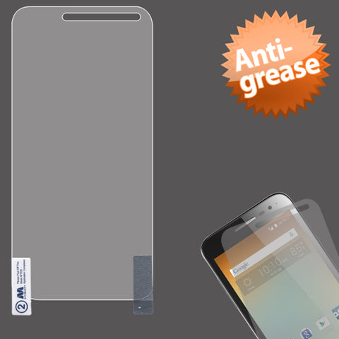 For Alcatel OneTouch Elevate (5017) Clear Anti-grease LCD Screen Protector Film