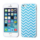 One Piece Durable Hard Flexible Protector Cover Case for iPhone 5 5S