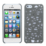 Bird's Nest Web Hard Back Shell Case Protective Cover for iPhone 5