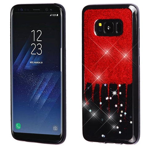 For Samsung Galaxy S8 Plus Krystal Gel Series Slim Stylish Candy Skin Case Cover