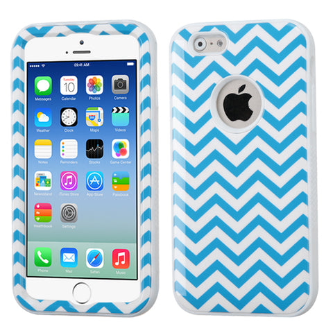 Impact Design Hard Case +Silicone Hybrid Protector VERGE Cover for iPhone 6