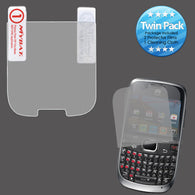 2x LCD Screen Cover Protector Film with Cloth Wipe for HUAWEI M636 (Pinnacle 2)