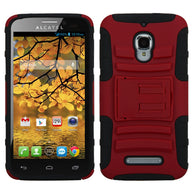 For 7024W One Touch Fierce Red/Black Advanced Armor Stand Protector Cover