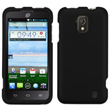 For ZTE Solar Z795G Rubberized Snap On Impact Cover Protector Case