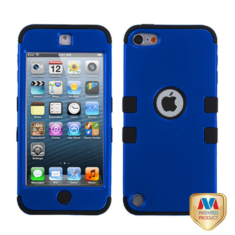 Impact Hard Case +Silicone Hybrid Protector TUFF Cover for iPod Touch 5