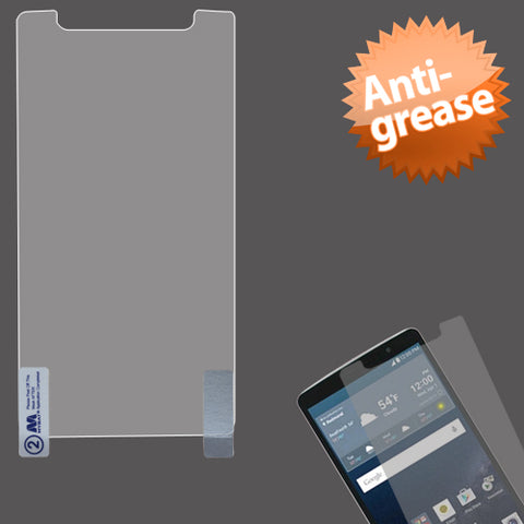 For LS770 G Stylo Anti-grease LCD Screen Protector Cover Film - Clear