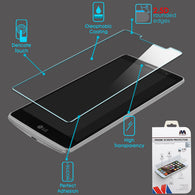 For LG G Stylo LS770 Shatterproof Tempered Glass Screen Protector
