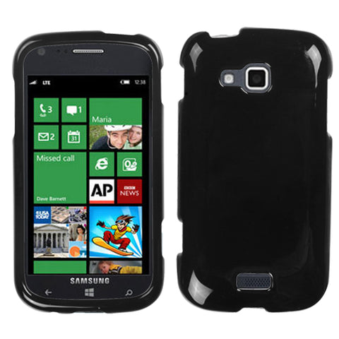 Two Piece Hard Slim Snap on Cover Protector Case for Samsung ATIV Odyssey i930