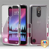 For LG Harmony/K10/K20 Plus/V5 TUFF Panoview Hybrid Impact Protector Case Cover