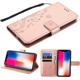 For iPhone XR MyJacket Flip Card Holder Wallet Phone Protector Case Cover