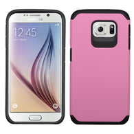 For G920 Galaxy S6 Pink/Black Astronoot Phone Protector Cover