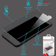 For Alcatel Tru/Stellar Clear Tempered Glass Screen Protector Film Guard (2.5D)