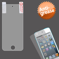 Clear Anti-grease LCD Screen Protector Cover for iPod Touch 5th Generation