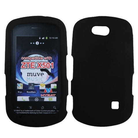 Solid Silicone Skin Cover Case for ZTE Groove X501