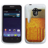 Soft Skin Design Silicone Protector Cover Case for ZTE N9120 Avid 4G