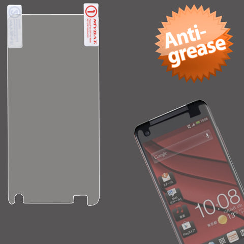 Anti-grease LCD Screen Protector/Clear for HTC Droid DNA