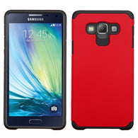 For A700 Galaxy A7 Red/Black Astronoot Phone Protector Cover