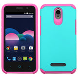 For ZTE Obisidian Z820 Astronoot Phone Protector Cover