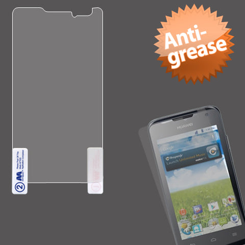 Clear Anti-grease LCD Screen Protector Cover for HUAWEI M931 Premia 4G