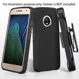 For Motorola Moto X/G5 Plus Astronoot Shockproof Armor Protector Case Cover