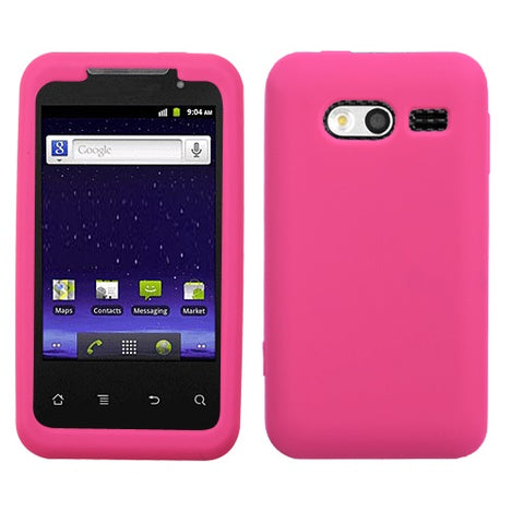 Solid Silicone Skin Cover Case for Huawei Activa 4G M920