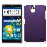 For Z787 Grand X Max Purple/White Astronoot Phone Protector Cover