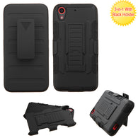 For HTC Desire 626S & 626 Advanced Armor Protector Cover Case w/Holster