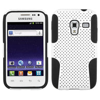 Astronoot Hard Shell + Silicone Protector Cover Case - Samsung Galaxy Admire 4G