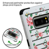 For Samsung Galaxy Note 8 TUFF Hybrid Impact Shockproof Protector Case Cover