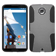 Astronoot Hard Shell + Silicone Protector Cover Case for LG Nexus 6 XT1103