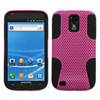 Astronoot Hard Shell + Silicone Protector Cover Case for Galaxy S II T989