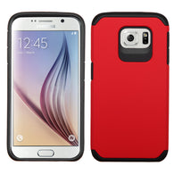 For G920 Galaxy S6 Red/Black Astronoot Phone Protector Cover