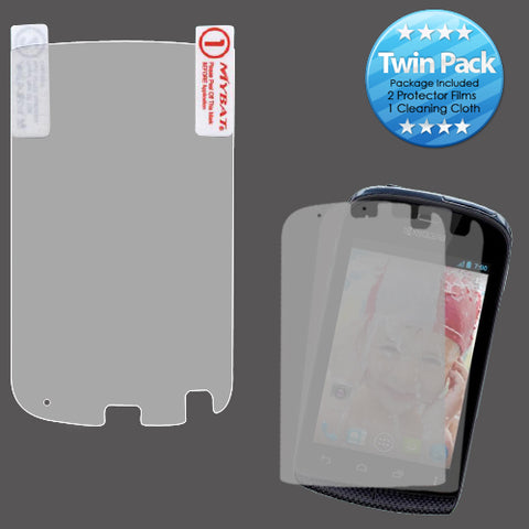 2x LCD Screen Cover Protector Film with Cloth Wipe for KYOCERA: C5170 (Hydro)