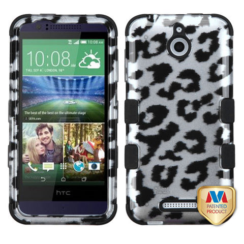 2D Design Case +Silicone Protector TUFF Cover for HTC Desire 510