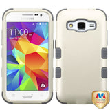For Samsung Galaxy Prevail LTE Hybrid TUFF Case Silicone Cover