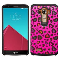 Asmyna Hard Shell Image Design + Silicone Cover Protector Case for LG G3