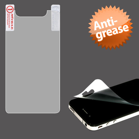 Clear Anti-grease LCD Screen Protector Cover Film for HTC EVO 4G